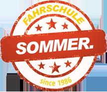 Fahrschule Sommer GmbH - Logo